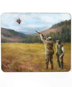 Mousemat (Clay Shooting) Personalised Gift