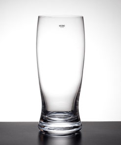 Personalised Engraved Large 2 Pint Beer Glass Crystal Scotland UK Custom