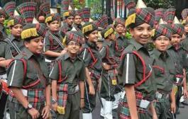 राष्ट्रीय स्वयंसेवक का   खुलेगा आर्मी स्कूल