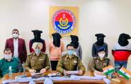 पंजाब ब्यूरो/लुधियाना: ताजपुर रोड पर लूटपाट करने वाले 5 आरोपियों के गिरोह को सीआईए-2 टीम ने किया गिरफ्तार