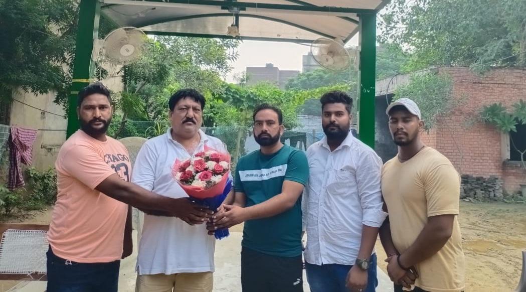 लुुधियाना: अश्विनी सहोता को लुधियाना नगर निगम में नोडल ऑफिसर नियुक्त होने पर रोनी शेरपूरीया ने दी बधाई