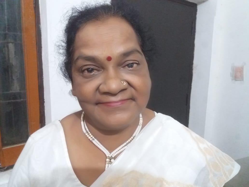 वाराणसी डेस्क /प्रेम सौहार्द व मिलन की भाषा हिन्दी 'डाक्टर.मीना कुमारी- कमिश्नर स्काउट गाइड, वाराणसी