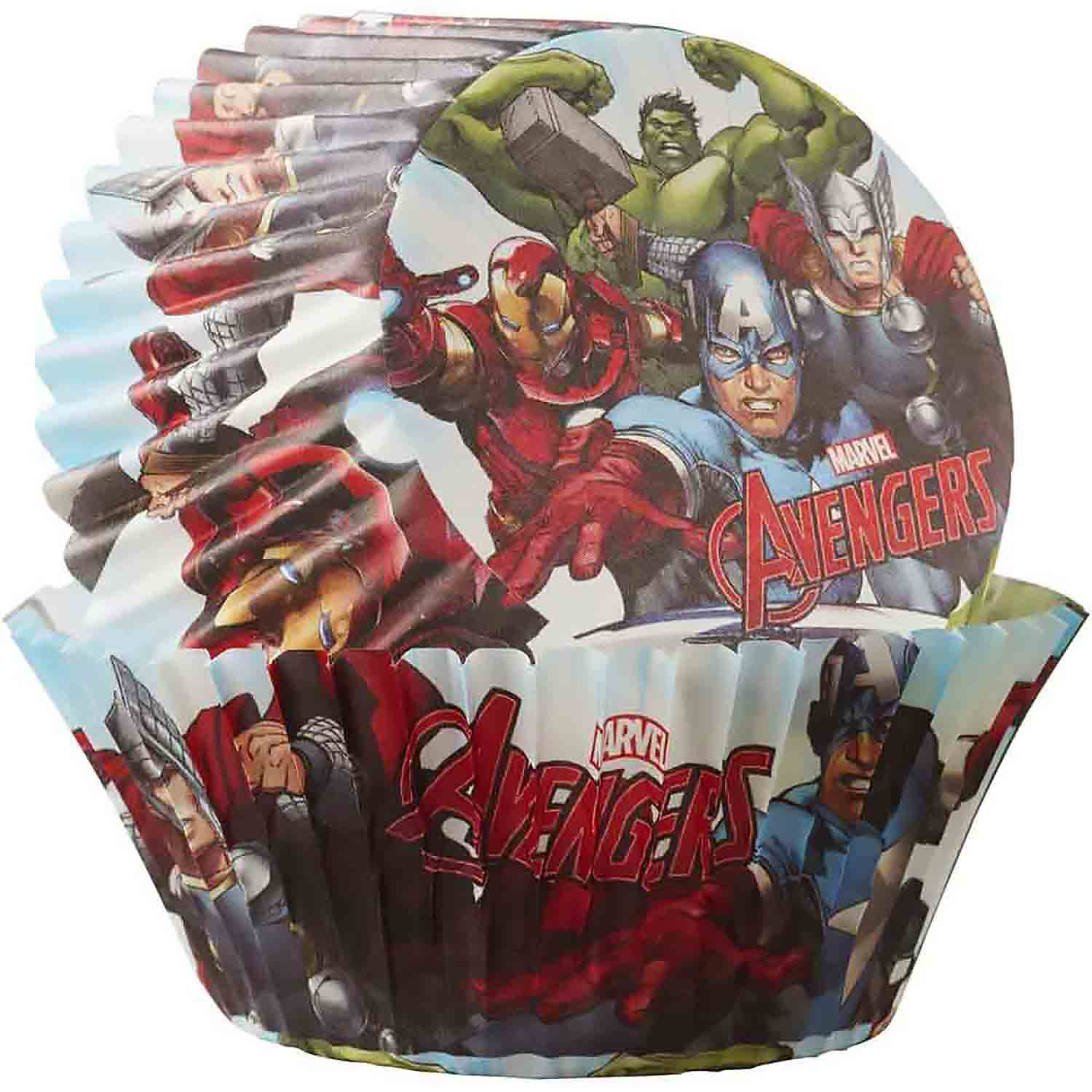 Avengers Standard Baking Cups 415 4110 Country Kitchen