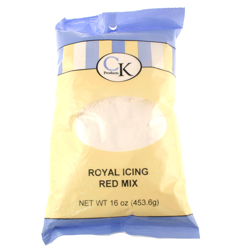 Red Royal Icing Mix 77 101R Country Kitchen SweetArt