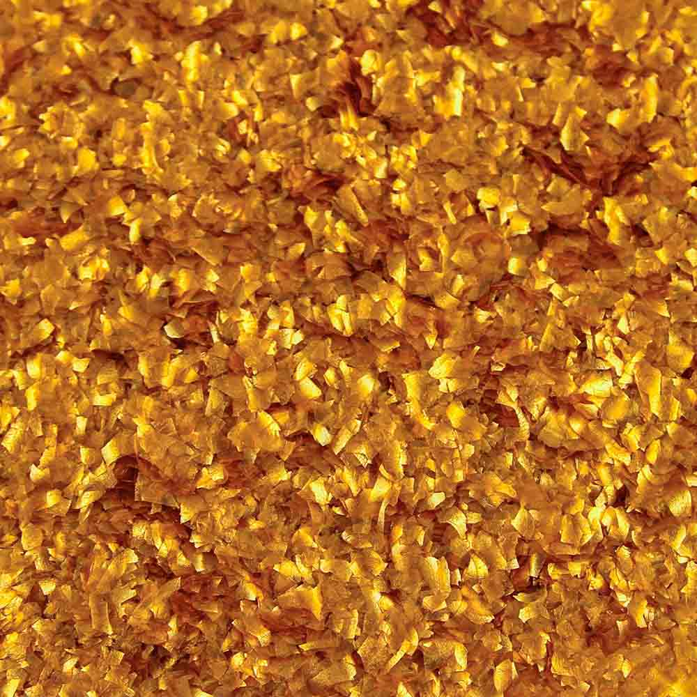 Metallic Gold Edible Glitter Flakes 78 691d Country
