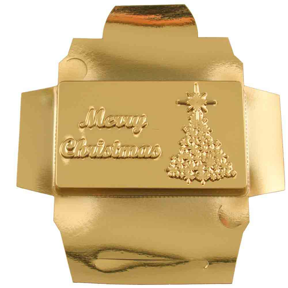 Merry Christmas Candy Bar Mold 88 04035 Country