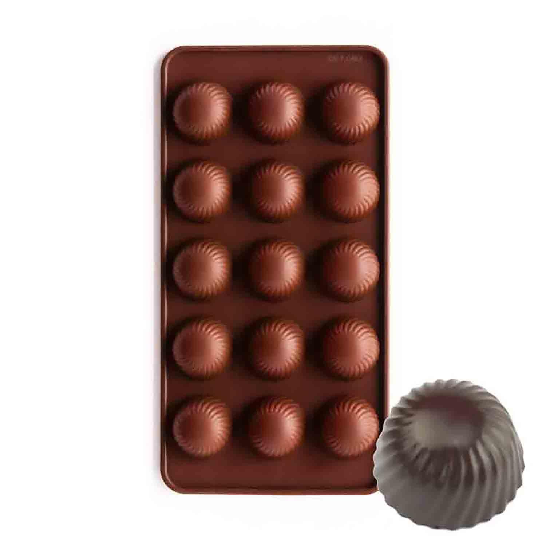 Bon Bon Silicone Chocolate Candy Mold NY SCM039