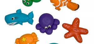 13 Edible Pastel Sea Life Ss Cupcake Toppers Birthday Cake Decorations