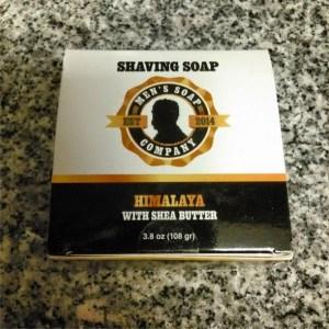 The Men's Soap Company | Men's Shaving Soap Bar Review