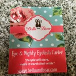 Bella and Bear Eye & Mighty Eyelash Curler Review + Giveaway!