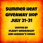 Summer Heat Giveaway! Win a $50 Target Gift Card
