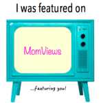 Check it Out: I was Featured on Mom Views!