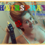 Rusk Hairspray Review