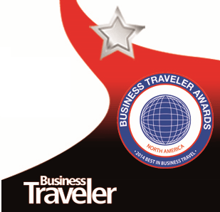 Business Traveler of the Year!