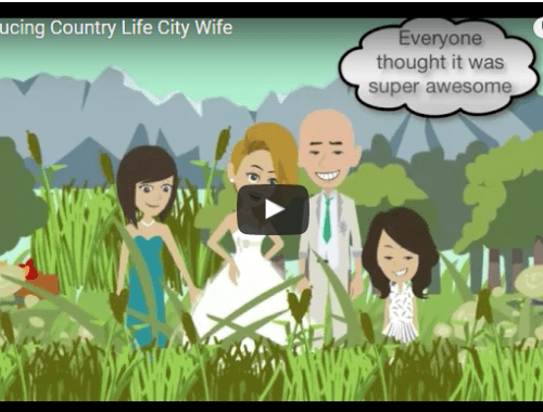 YouTube Country Life City Wife