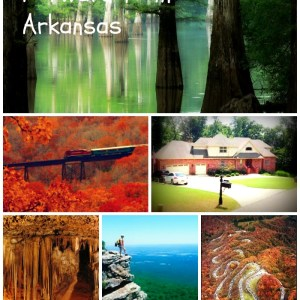 Top 10 Things Arkansas