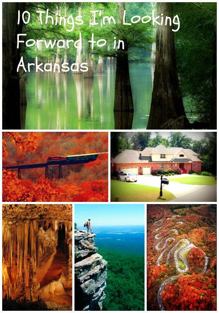 Top 10 Things Arkansas