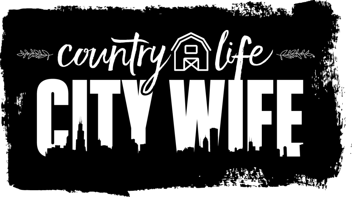 Country Life City Wife Logo