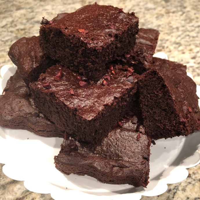 Alpha-gal safe brownie recipe