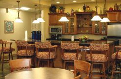 Kitchen at Country Meadows of Bethlehem