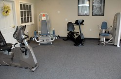Fitness Room at Country Meadows of Frederick