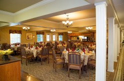 Dining at Country Meadows of Wyomissing