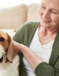 pet-friendly senior living communities