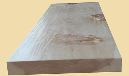 Hand Scraped Extra Thick Stair Treads | Pine Wood Stair Treads | Stair Risers | Stair Nosing | Lumber | Unfinished Pine | Plywood