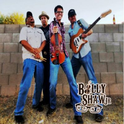 Billy Shaw Jr Band at Country Music News Blog