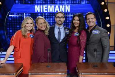 Jerrod Niemann on Family Feud with Country Music News Blog