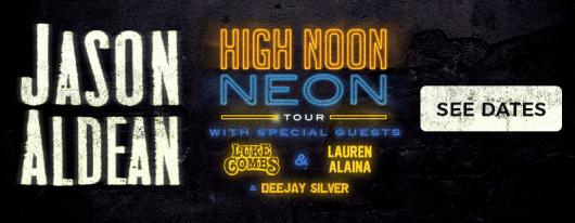 Jason Aldean 2018 Tour