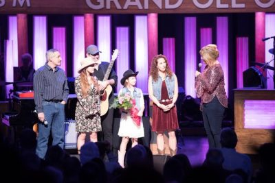Opry Goes Pink 2017