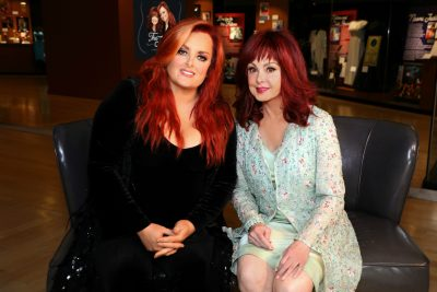 Wynonna and Naomi Judd on TV in 2018