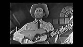 Hank Williams – Lovesick Blues Thumbnail