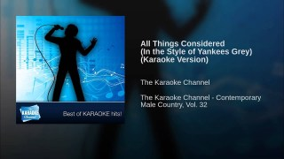 Wynonna – All Things Considered Thumbnail