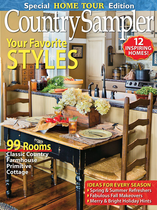 Country Home Ideas Magazine Subscription