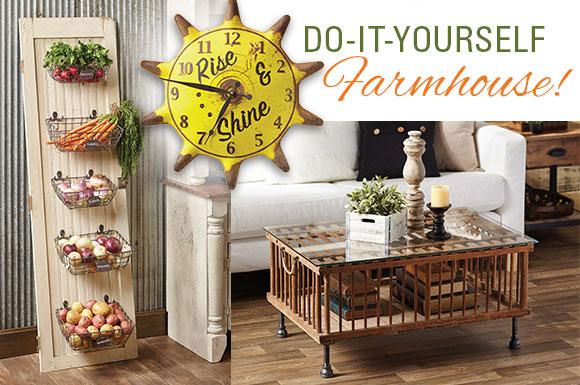 Country Sampler Country Sampler Farmhouse Style 2018