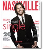 Jake Owen takes the cover