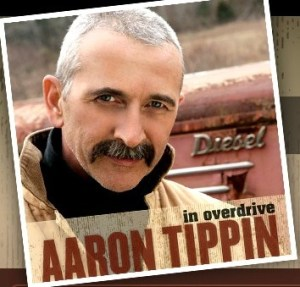 Aaron Tippin's new CD