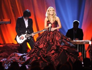 Carrie Underwood Exhibit at Country Music Hall of Fame and Museum