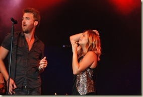 Lady Antebellum Friday 119