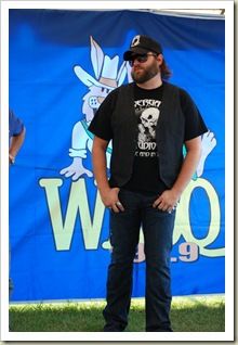 Randy Houser Monday 034
