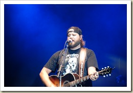 Randy Houser Monday 118