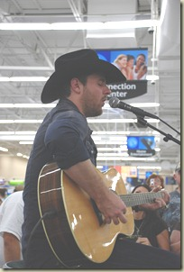 Chris Young Walmart 163