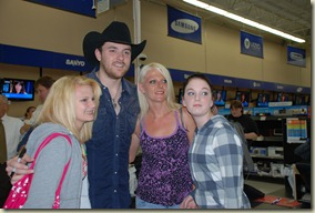 Chris Young Walmart 292