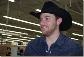 Chris Young Walmart 347