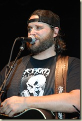 Randy Houser Monday 135