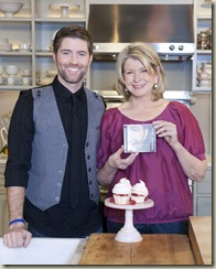 Josh Turner visits Martha Stewart, Friday, Feb. 12