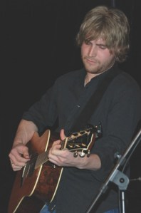 Adam Gregory at The Rutledge for Feb. 9 benefit