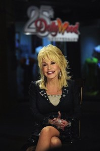 Dolly Parton unlocks the gates on Dollywood, for the 25th year